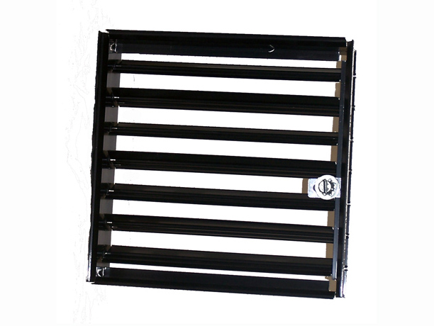 Wall Grille With Opposed Blade Damper : Smooth air products ltd